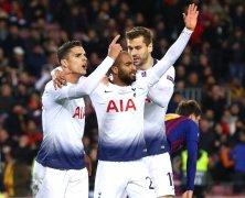 Video: Barcelona vs Tottenham Hotspur