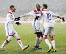 Video: Shakhtar Donetsk vs Olympique Lyon
