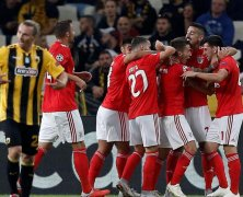 Video: Benfica vs AEK Athens