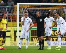 Video: Borussia Dortmund vs Hoffenheim