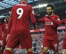 Video: Liverpool vs AFC Bournemouth