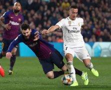 Video: Barcelona vs Real Madrid
