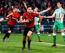Video: Real Betis vs Rennes