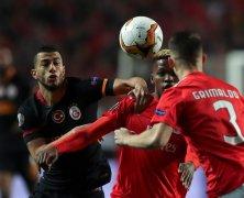 Video: Benfica vs Galatasaray