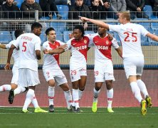 Video: Montpellier vs Monaco