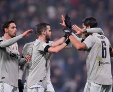 Video: Sassuolo vs Juventus
