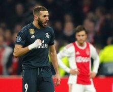 Video: Ajax vs Real Madrid