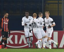 Video: Shakhtar Donetsk vs Eintracht Frankfurt