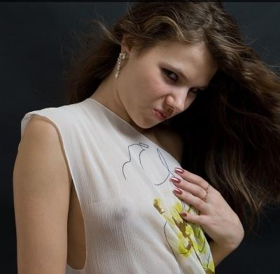 sandra orlow model nip slips