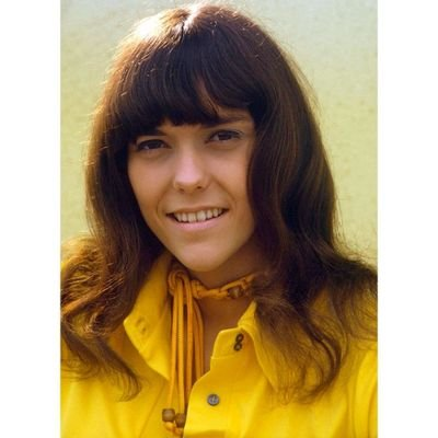 Karen Carpenter   TopOfTheWorldKC    Twitter Karen Carpenter