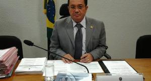 Vital do Rego é senador pela Paraíba