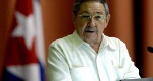 Raúl Castro pede fim de embargo americano para normalizar relações