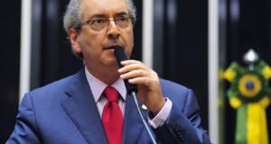 Eduardo Cunha é eleito presidente da Câmara dos Deputados