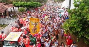 Cerca de 10 mil pessoas prestigiaram os quatros dias de carnaval em Praia de Campina