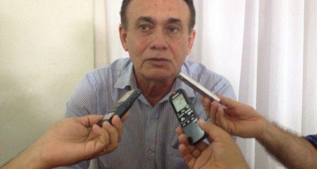 Braga concedeu entrevista coletiva à imprensa na tarde desta segunda-feira (30)