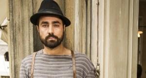 O ator Ricardo Pereira posa em foto de divulgação de Joia Rara, sua última novela na Globo.