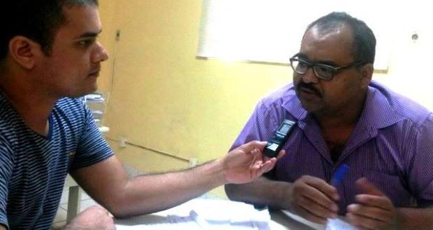 Secretário de saúde Eraldo Calixto lembrou que maio é o mês da luta antimanicomial