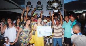 Brasiliense sagrou-se campeão pela segunda vez da competição municipal