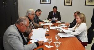 Reunião da Comissão de Segurança
