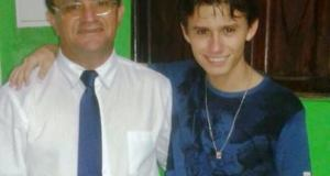 Neivylle Lucas é filho do radialista Jota Luiz da rádio Consolação AM