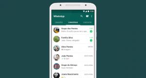 WhatsApp permite silenciar amigos chatos e marcar mensagens como não lidas