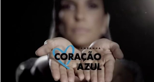 Campanha Coraçao Azul