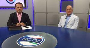 Roberto Cavalcanti foi entrevistado por Hermes de Luna, na RCTV