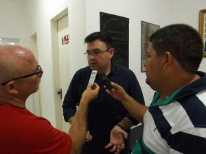 Raniery garante Eraldo na presidência e convida Magna para ser candidata pelo PMDB em Rio Tinto