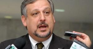 Ministro Ricardo Berzoini