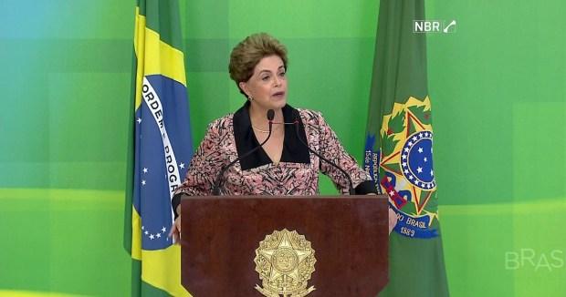 Dilma diz que não pode ser a única culpada pela crise econômica do país