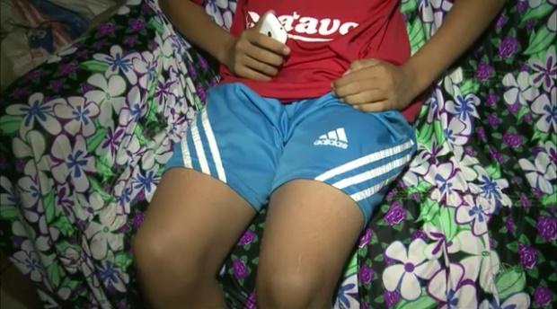 Vítima era coroinha e diz ter sido abusada (Foto: Reprodução/ TV Cabo Branco)