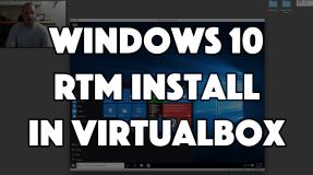 Windows-10-RTM-Vbox