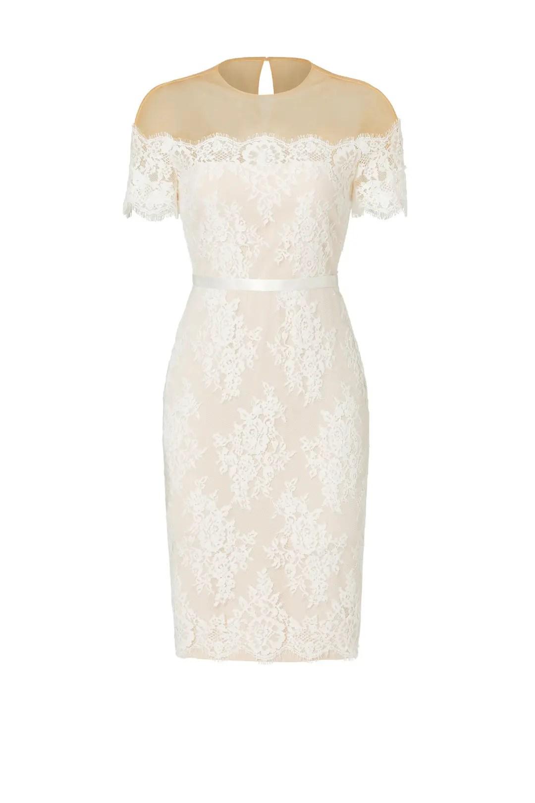 Fullsize Of Ivory Lace Dress