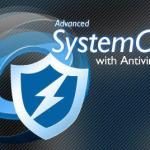 Advanced SystemCare + Antivirus 2013 v5.5 Full Version logo