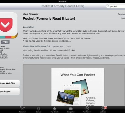 Pocket-in-App-Store