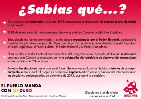 cartel1eleccionesVenezuela20M18
