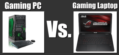 Gaming PC Vs. Gaming Laptop, Which One Reigns Champion?
