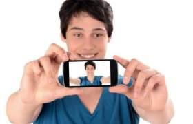 selfie plačanje