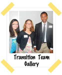 Transition Team Photos