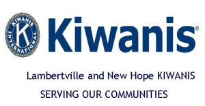 Lambertville and New Hope KIWANIS LOGO
