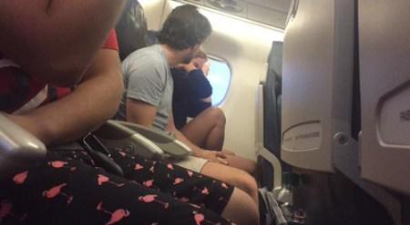 Plane-breakup