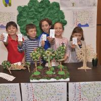 Los niños de Escuela de Líderes del CESA: los líderes del mañana
