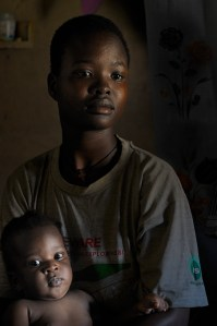 "Photo Center Certificate Program Class of 2008, Eberhard Riedel ""Alice ( y/o) - Former Child-Soldier, 2010,"""