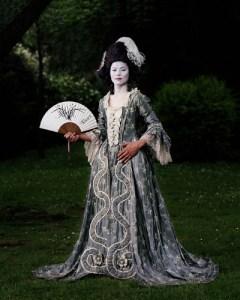 Existing in Costume 5, 2007 C-Print © Chan-Hyo Bae