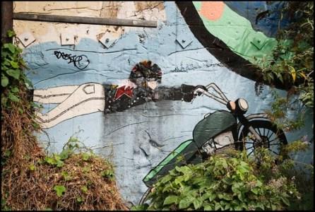 Fast Bike, San Francisco, 2008 Archival Inkjet Print © David Regal