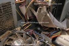 Compaq PC Dust Disaster