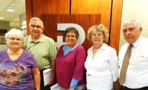 PCRTA Judges for Robinson Memorial Hospital