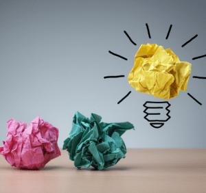 If your first draft wasn't great, you have an opportunity to reinvent your old ideas!