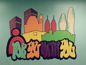 Nexus mural