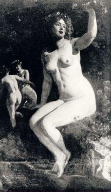"""Źródło: Wikipedia """"Kupała"""", Wojciech Gerson, 1897"""
